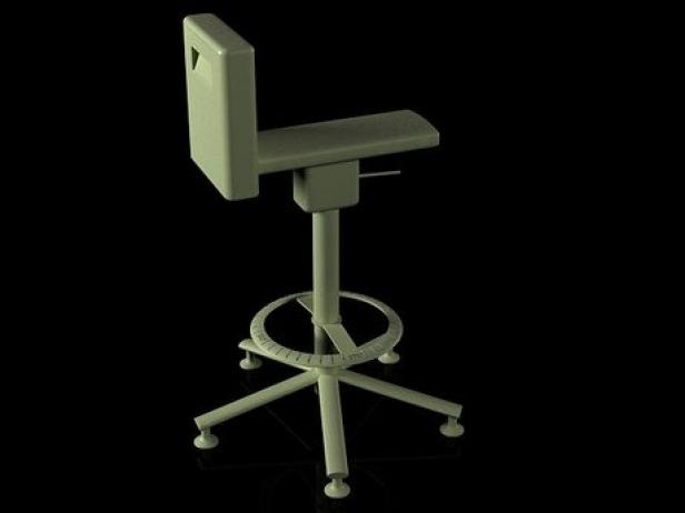 360° stool 6