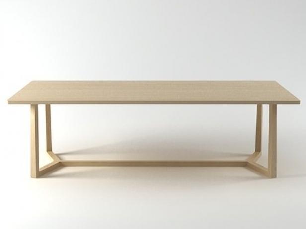 Jiff dining tables 3d model Flexform : 21f5ceb4de70815df501f78810be9301 from www.designconnected.com size 616 x 462 jpeg 90kB