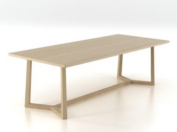 Jiff dining tables 3d model Flexform : 3b52ac0336b5f35094b25a595c55207b from www.designconnected.com size 616 x 462 jpeg 96kB