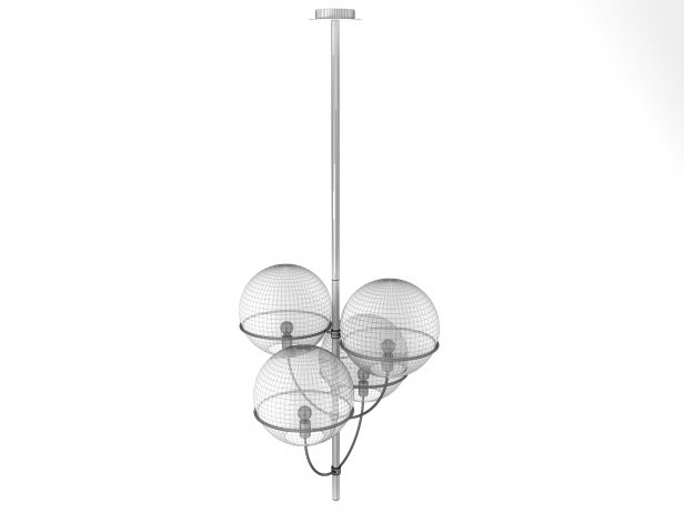 Lyndon 450 Suspension Lamp 4