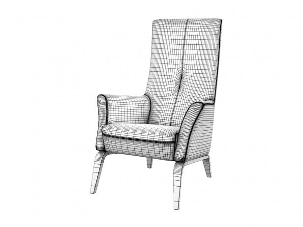 Palio Armchair High 3