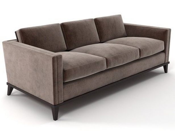 Hudson sofa 3d model donghia for Sofa hudson