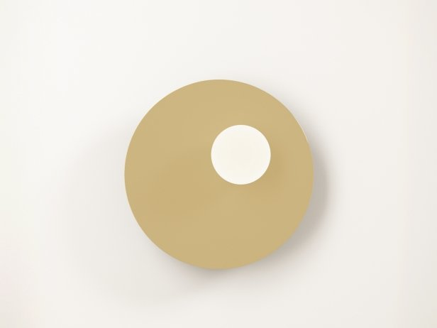 Disc and Sphere Asymmetric Wall Lamp 3
