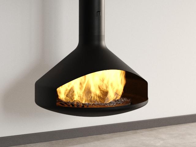 Ergofocus Fireplace 4