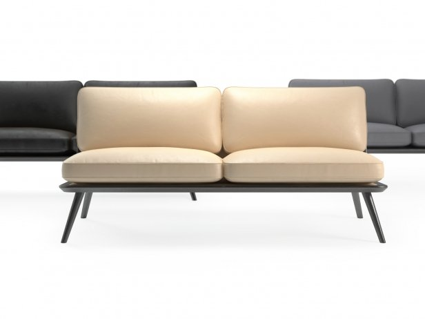 Spine Lounge 1712 Sofa 4