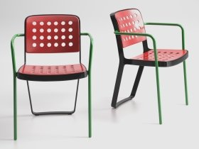 De La Warr Pavilion Chair