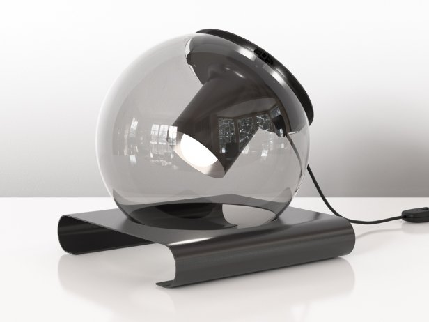 The Globe Table Lamp 2