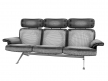 DS-31/113 3-Seater Sofa High Back 3