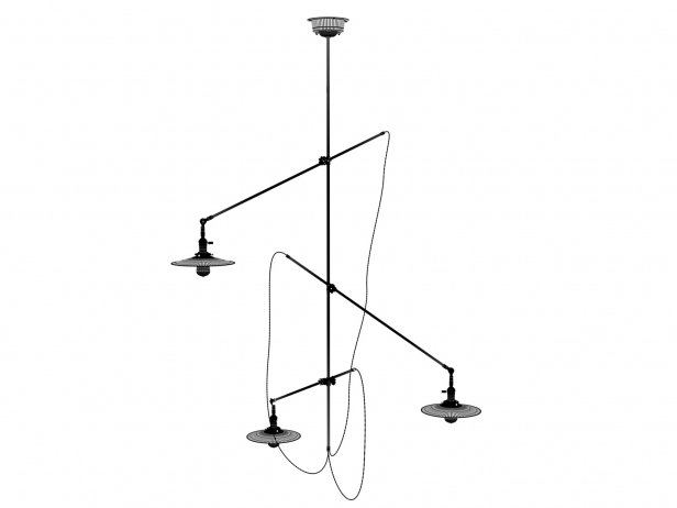 Articulated Industrial Light 5