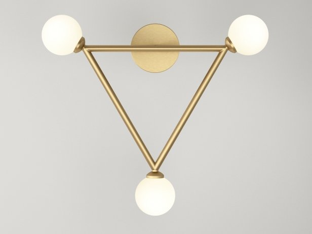 Triangle Wall Lamps 4