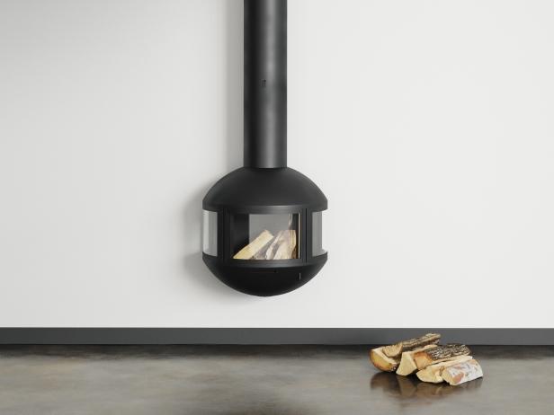 Edofocus 631 DV Fireplace 2