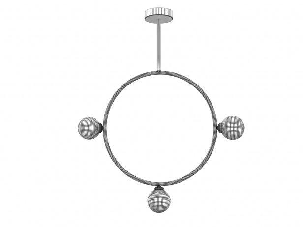 Circle 1 Globe Pendant Lamp 2