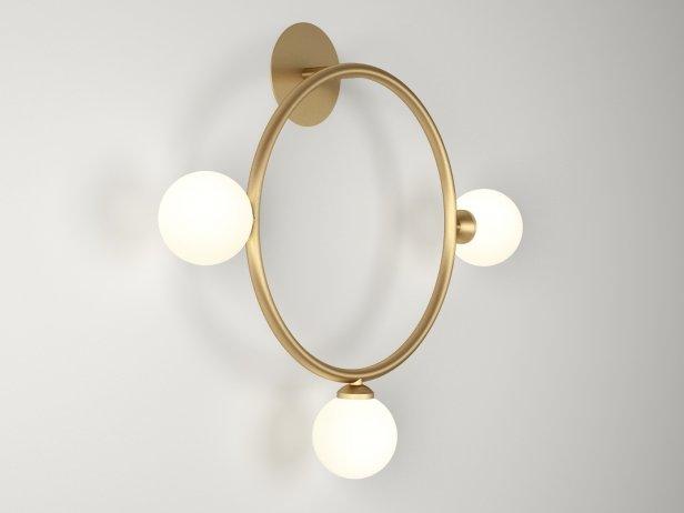Circle Wall Lamps 4