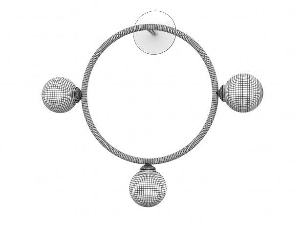 Circle Wall Lamps 5