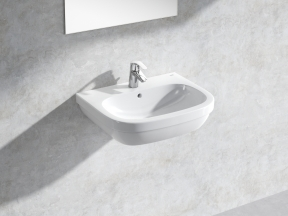 Euro Wall-hung Basin 60 Set
