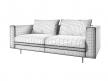 Enki 2-Seater Sofa 10