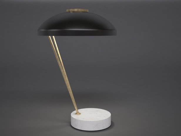 Coquette Table Lamp 1
