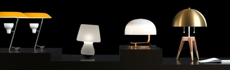 50 Bedside Lamps