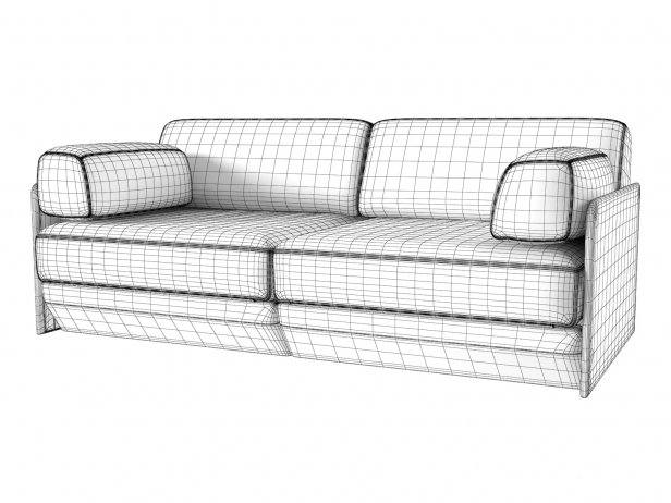 DS-76/102 2-Seater Sofa 5