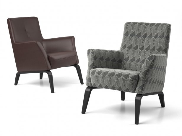 Palio Armchair Low 1