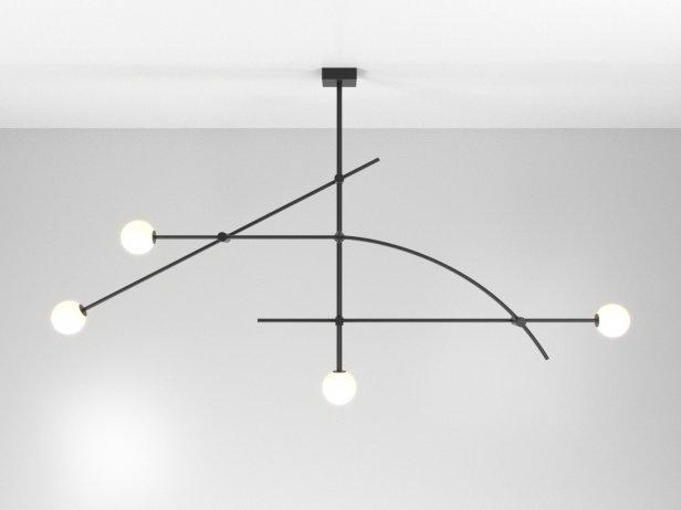 Tempo 6 Pendant Lamp 2