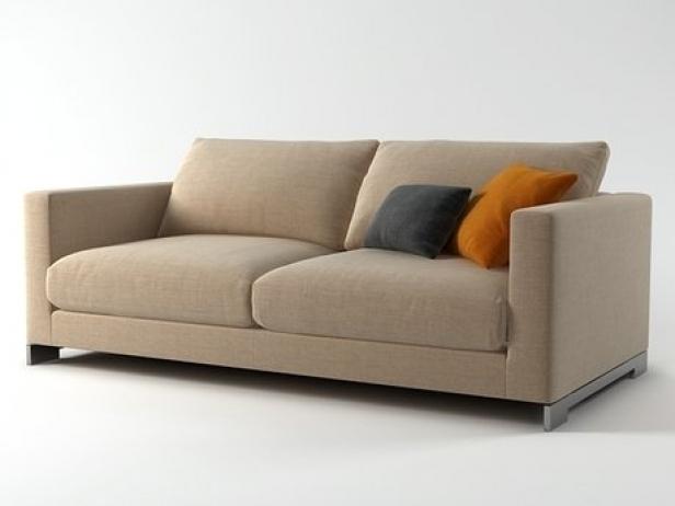 Reversi sofa system 3d model molteni c - Divano reversi molteni prezzo ...