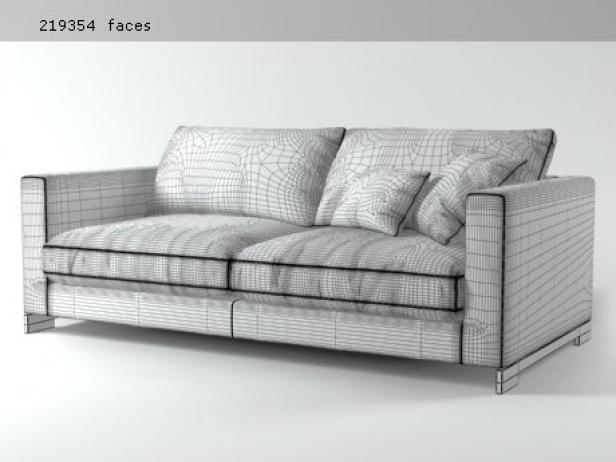 Reversi sofa system 22