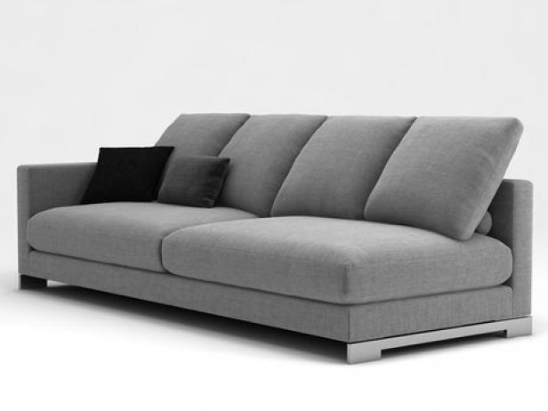 Reversi sofa system 17