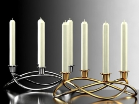 Season Candleholder