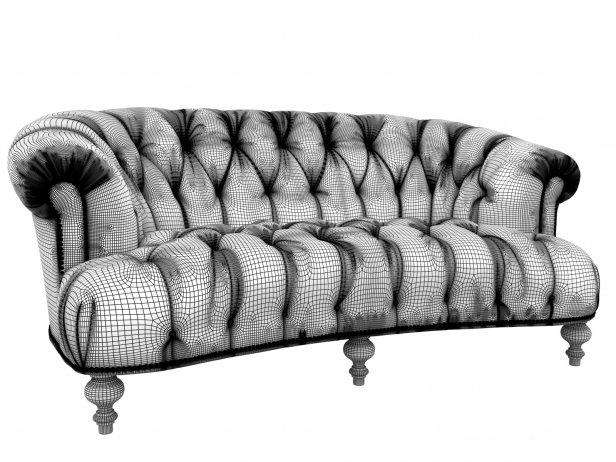 Presidential Sofa 5