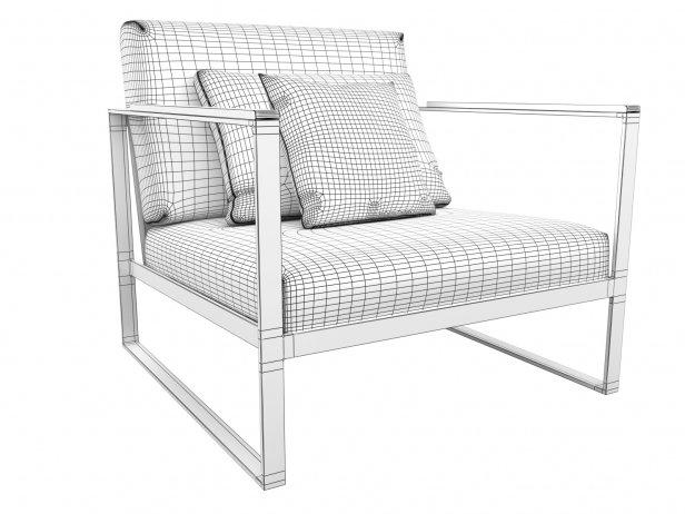 Garden Easy Chair 4