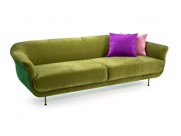 Style 2-Seater Sofa 2