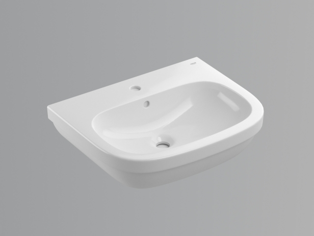 Euro Wall-hung Basin 60 Set 2