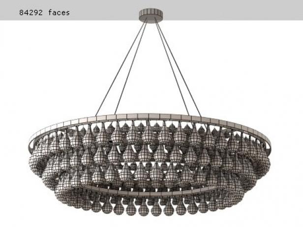 Arctic pear chandelier round 120 3d model ochre arctic pear chandelier round 120 9 aloadofball Gallery