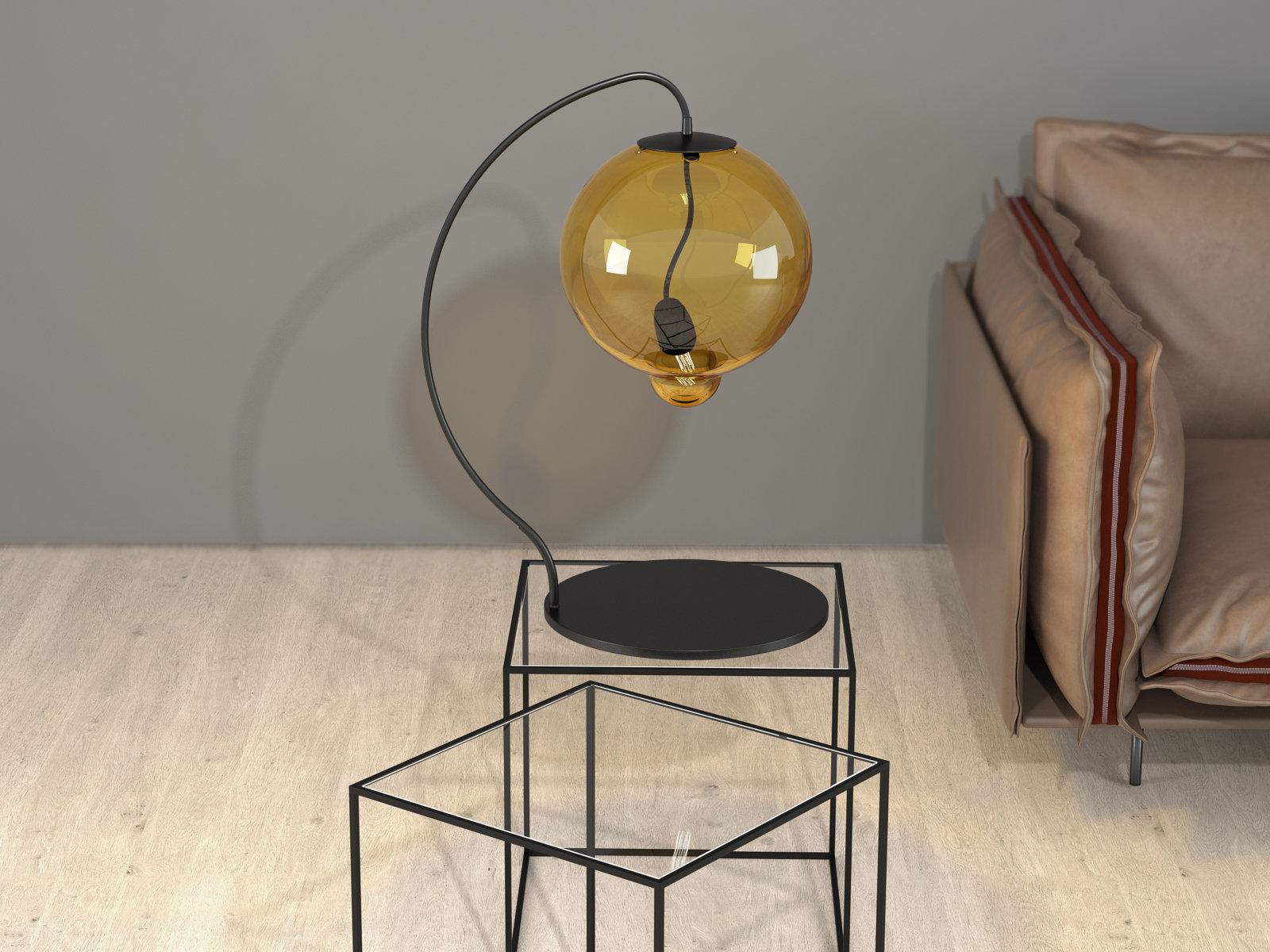 Meltdown table lamp 3d model cappellini for Design table lamp giffy 17 7