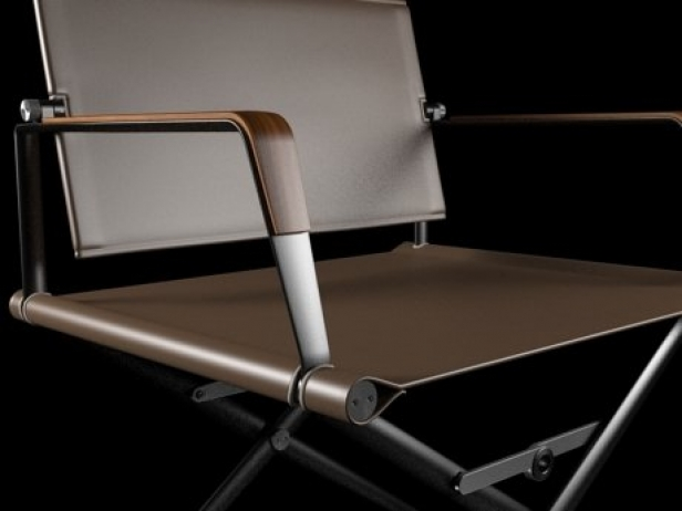 Seax Lounge Chair 3d Model Dedon