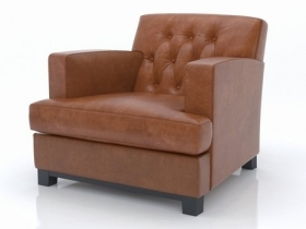 Hammercap Middle Armchair