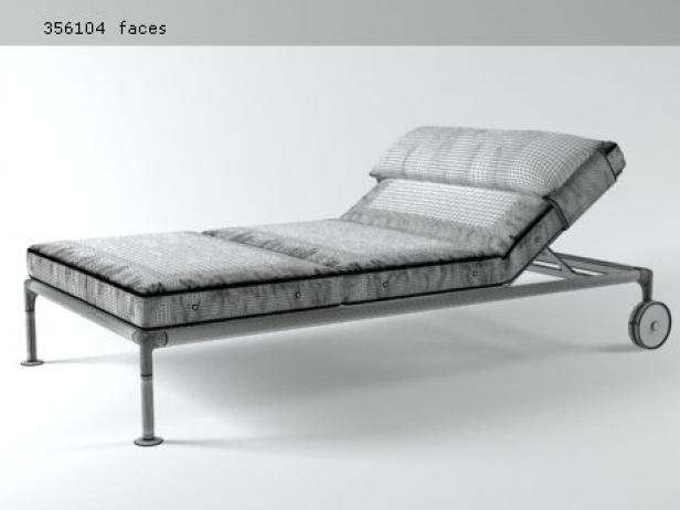 Springtime Chaise Lounge 14
