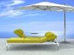 Springtime Chaise Lounge 2