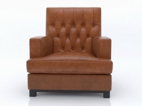 Hammercap High Armchair