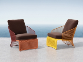 Colette Outdoor Armchair