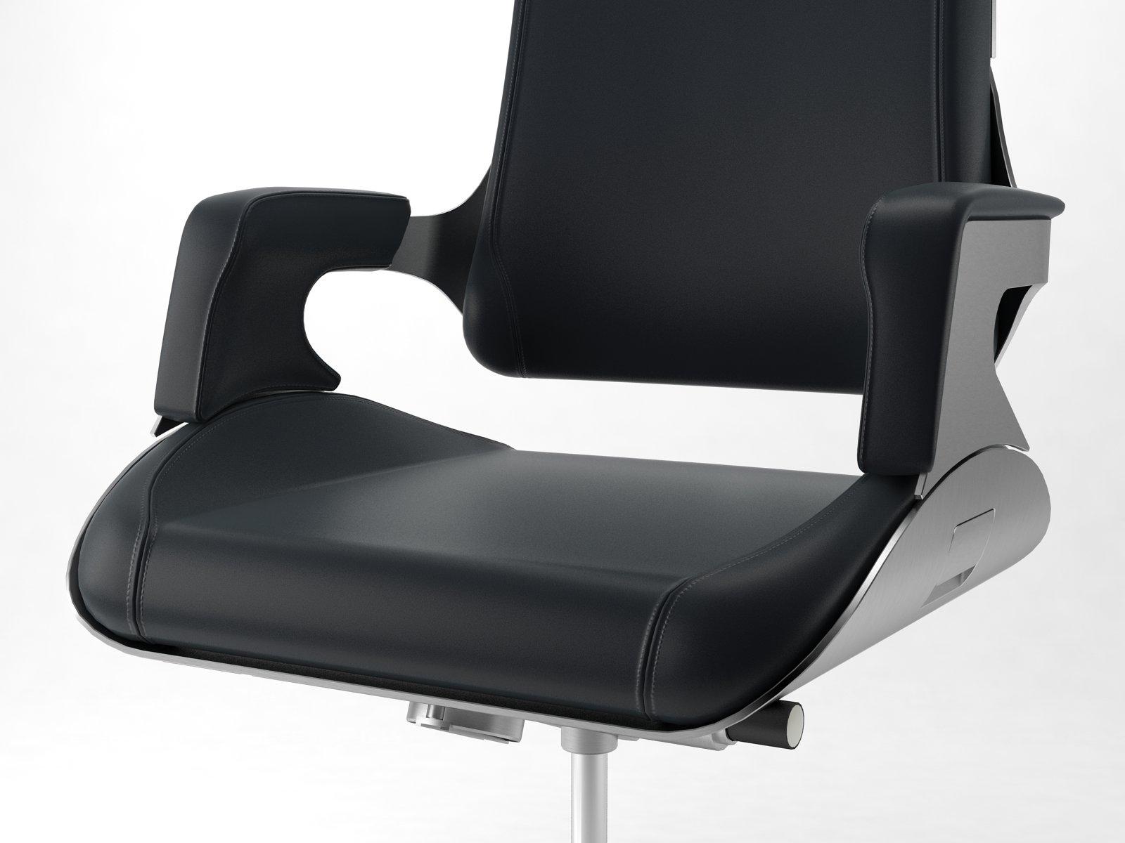 silver 362s modello 3d interstuhl b rom bel. Black Bedroom Furniture Sets. Home Design Ideas