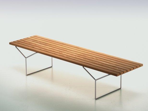 Bertoia Bench 3
