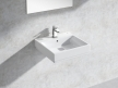 Cube Wall-hung Basin 50 Set 1