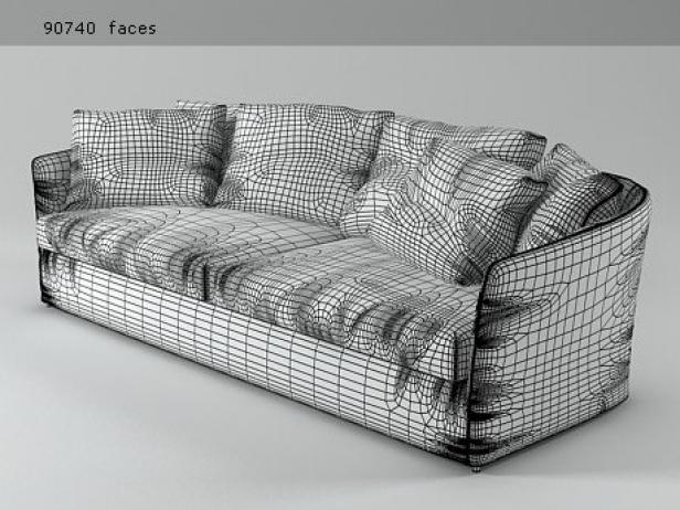 Curve Sofa 7