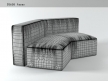 Blo sofa system 26