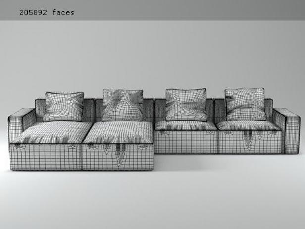 Blo sofa system 30