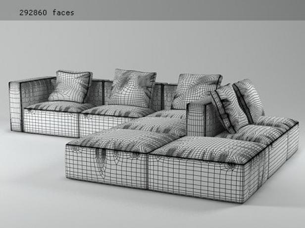 Blo sofa system 29