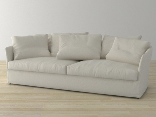 Curve sofa 3d model living divani for Divani curvi design