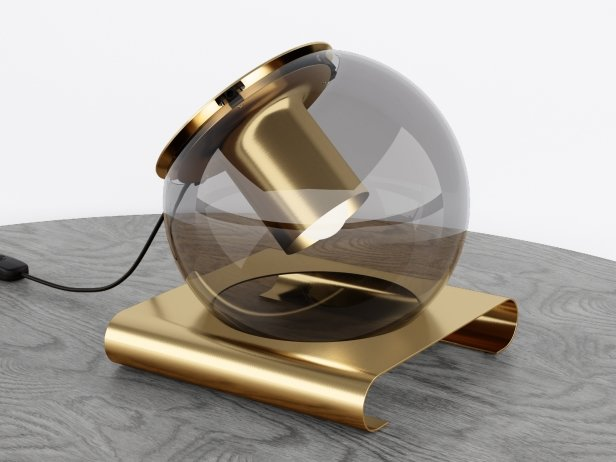 The Globe Table Lamp 3
